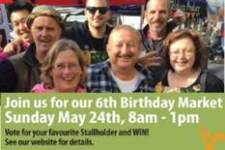 The Mulgrave Farmers Market turns 6 - May 24th 2015